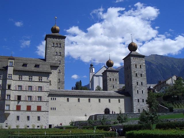 Zamek Stockalper