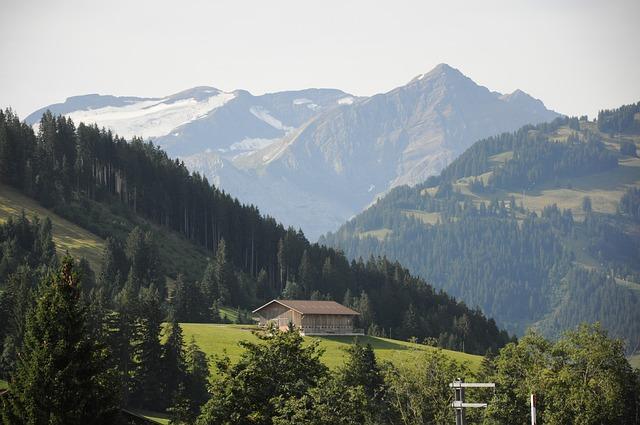 Szwajcaria - Alpy