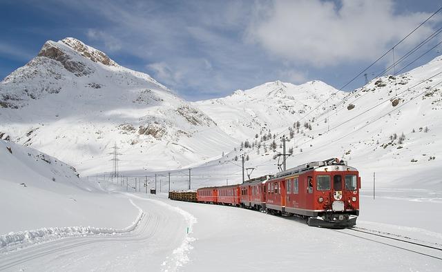 Szwajcarska kolej