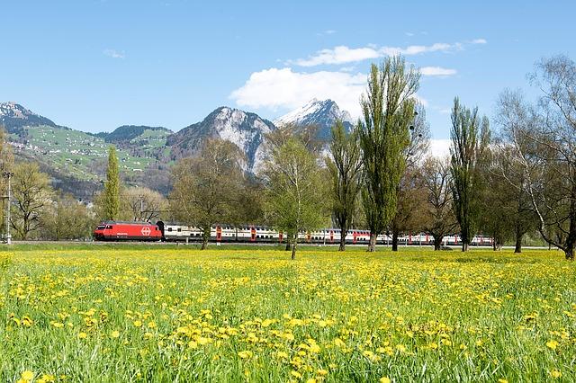 Okolice Glarus