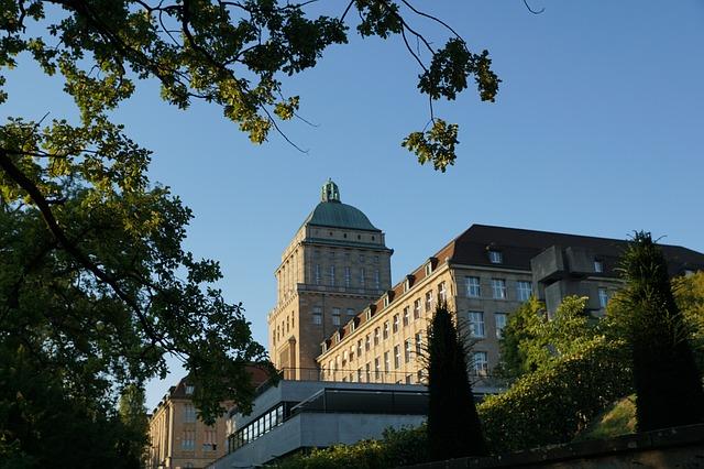 Zurych - Uniwersytet